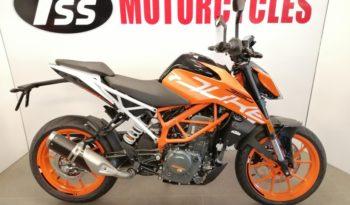 KTM 390 2020