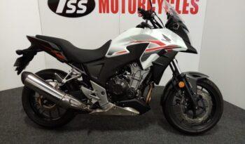 Honda CB500XA 2017