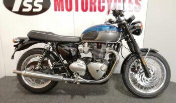 Triumph T120 Bonneville 2021